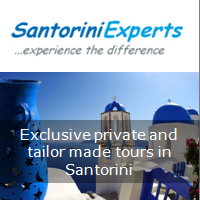 Tailor made tours in Santorini